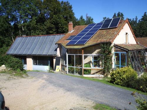 on aime l'énergie solaire !